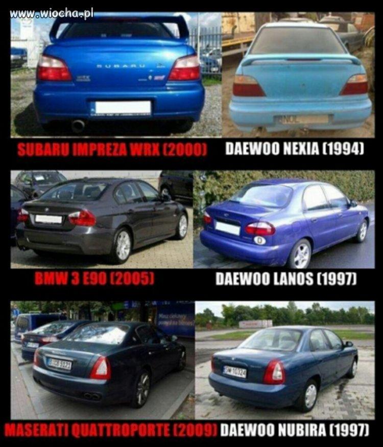 Kiedyś wielu śmiało się z Daewoo..