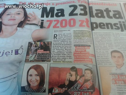 Jest jednak w Polsce praca dla młodych... z PO