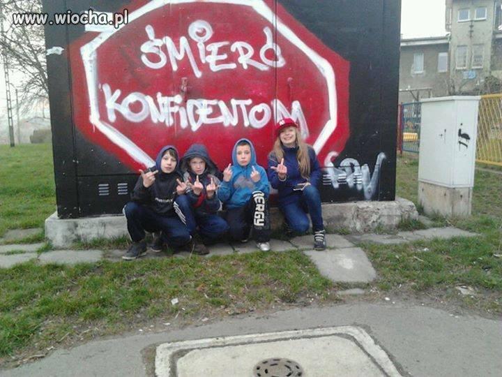 Dzisiejsze dzieci ulicy