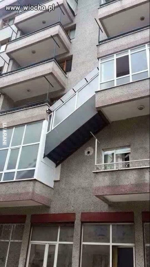 Musi być bardzo fajna sąsiadka