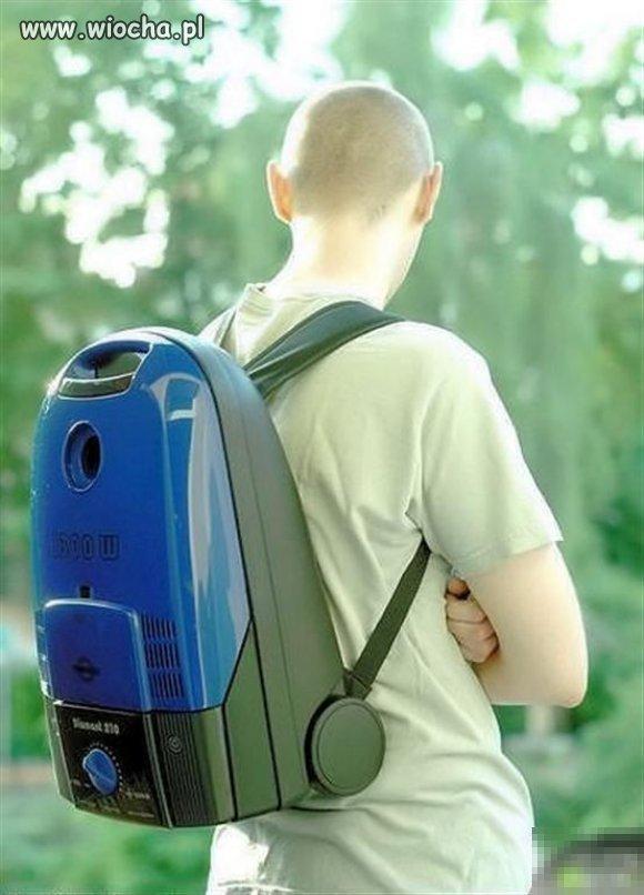Pomysł na plecak