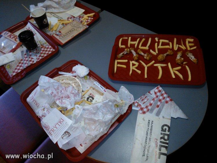 Kultura w rybnickim KFC