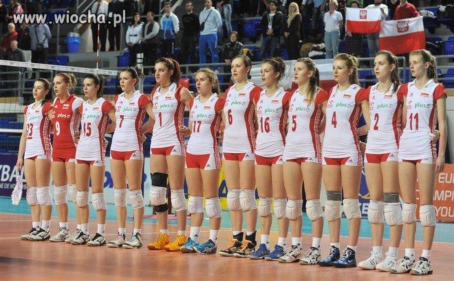 Polskie siatkarki U18 zostały mistrzyniami Europy
