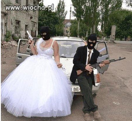 Sesja ślubna.