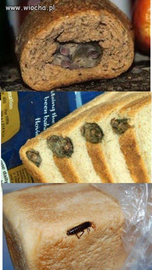 Czyż  nie skusił byś się na chlebek z prezentem?