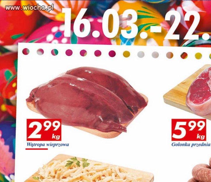 Gazetka Auchan i oferta wątropy