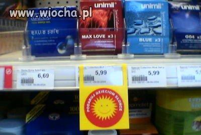 Kupując prezerwatywy