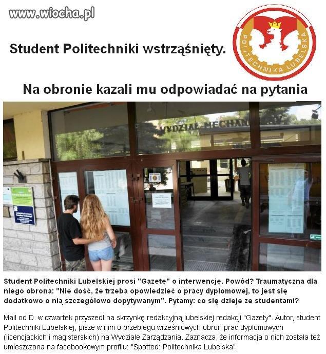 """""""Bądź wolny. Studiuj w Lublinie"""""""