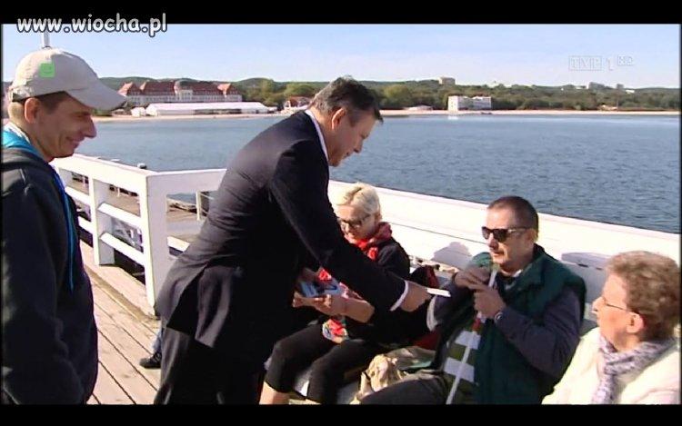 Piechociński w szale kampanii wyborczej ...