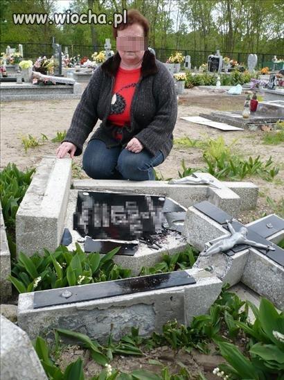 Ta kobieta pracowała na pomnik 2lata