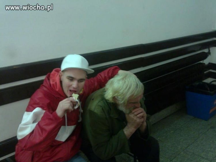 Lans na bezdomnego