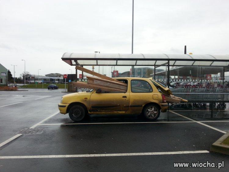 Nowy van