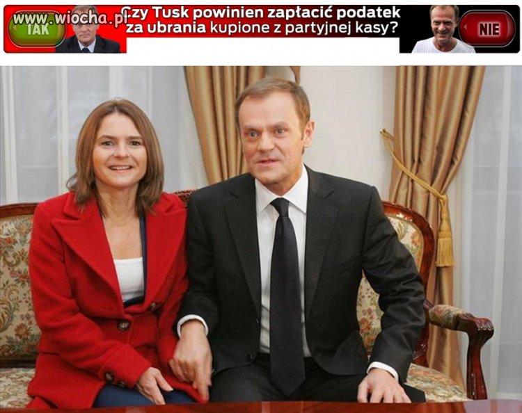 Czy Tusk powinien zapłacić ten podatek?