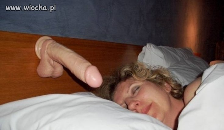 Na dobry sen...gdy brak mi męża