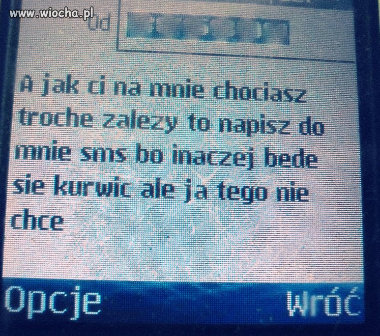 Wa�ne, by konkretnie podej�� do sprawy