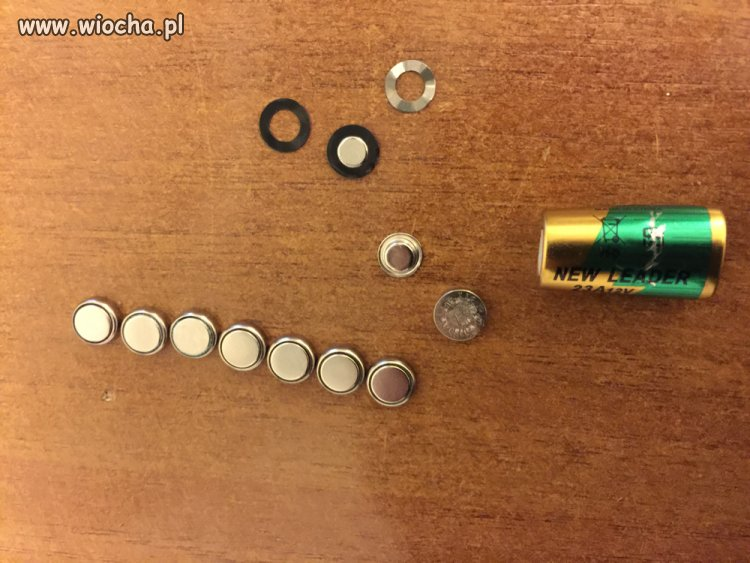 Bateria 12v 23A
