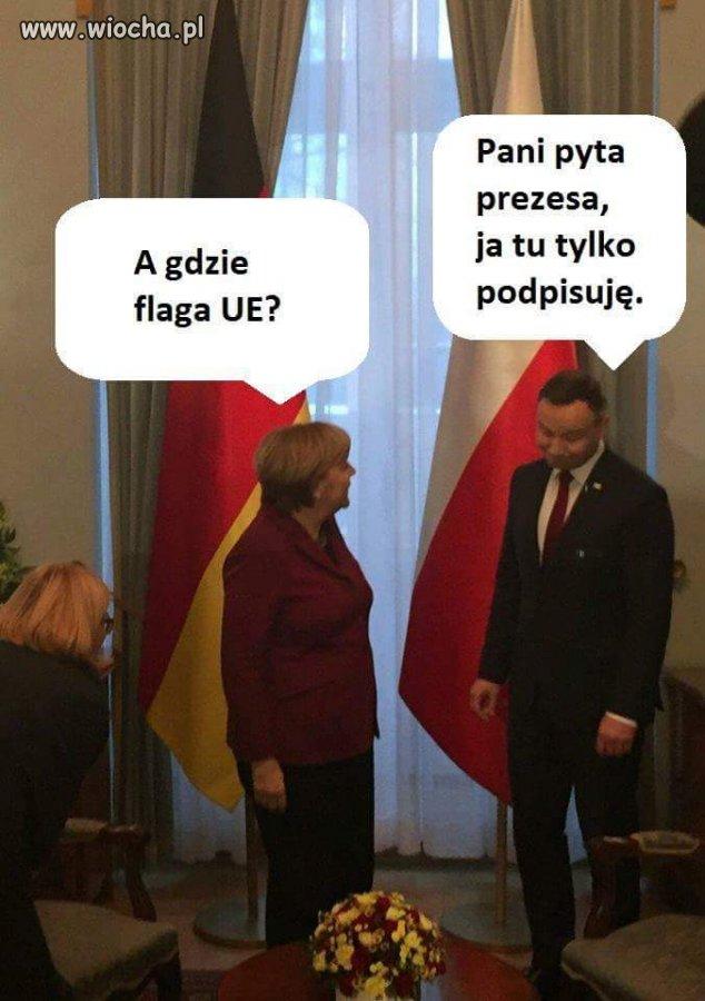 Wstyd w Brukseli, wstyd w Białym Domu