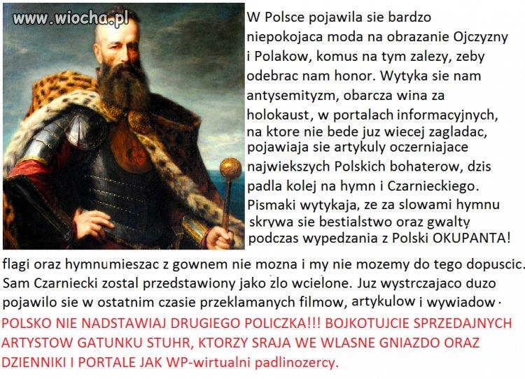 Przed 11 listopada antypolska propaganda.