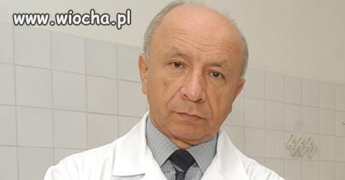 Dr.Chazan przyznał się do 500 aborcji. W nagrodę