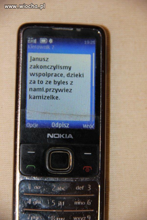 Kraków-zwolnienie z magazynu SIÓDEMKA