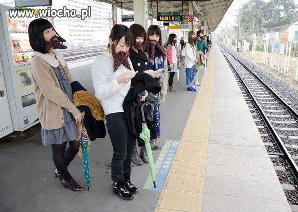 """Z serii: """"Nowa debilna moda w Japonii"""""""