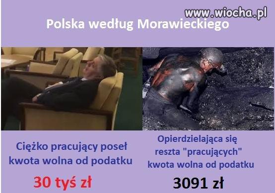 Równość społeczna w/g Morawieckiego