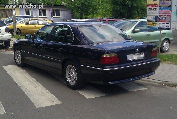 Mam BMW więc mi wszystko wolno!!!
