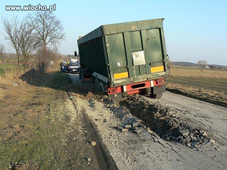 Wytrzymałość polskich dróg
