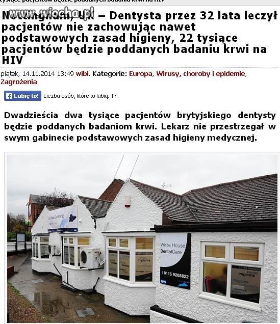 Informacja dla Polaków w UK