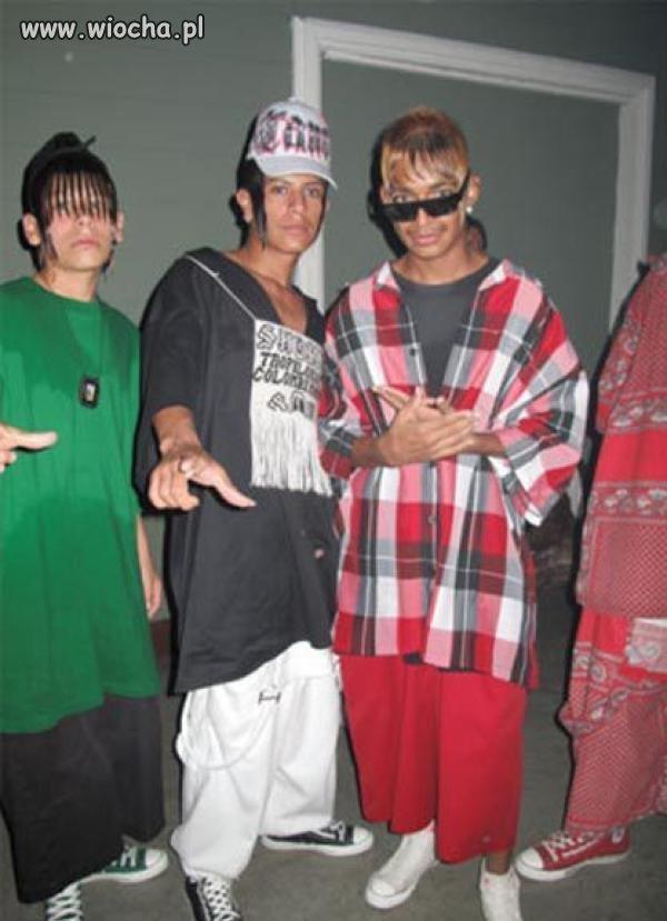 Meksykańscy raperzy