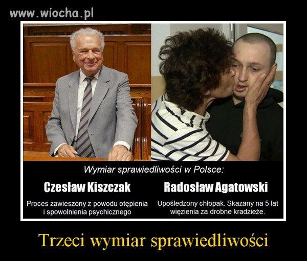 Wymiar NIEsprawiedliwości w Polsce