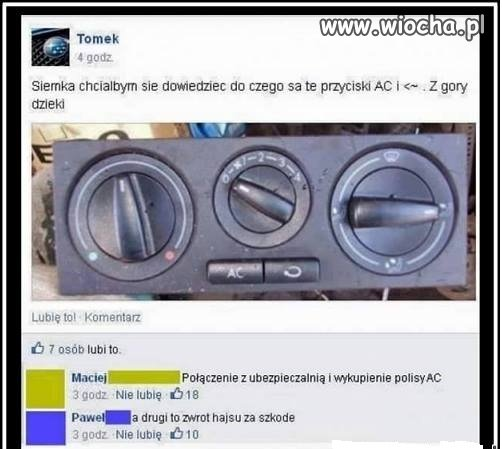 Do czego AC