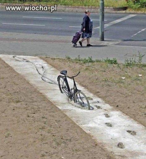 Inteligentny inaczej rowerzysta