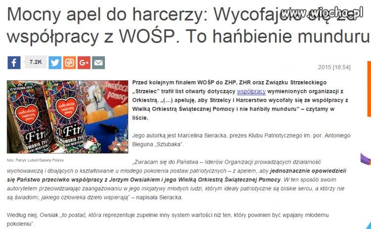 Ku.wa przestańcie dzielić Polaków!