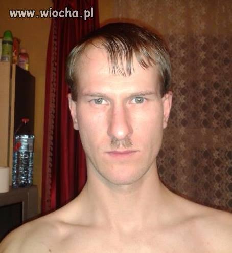 Stylizacja na Hitlera?