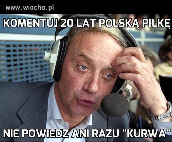 Komentuj 20 lat polską piłkę