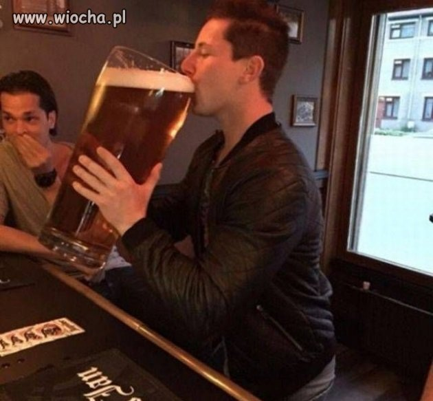 Tylko jedno piwo