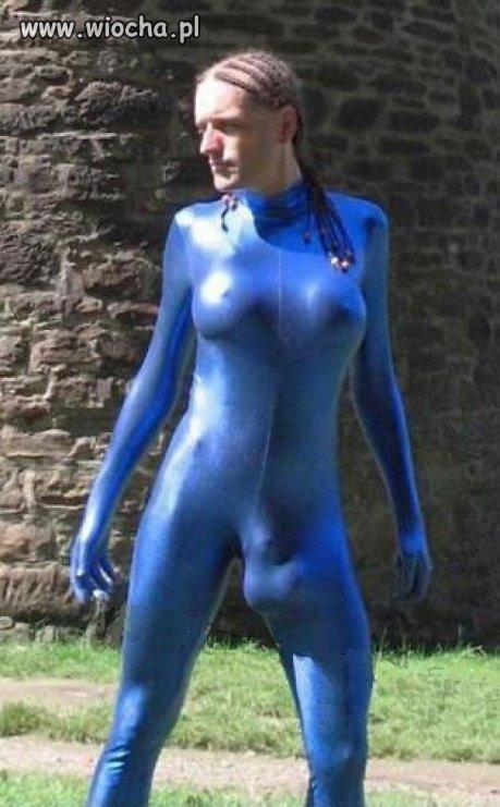 Wielki błękit...