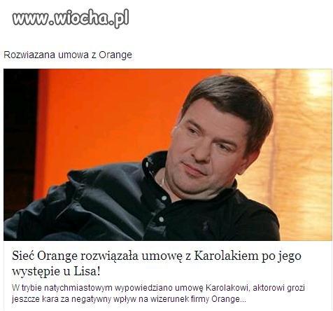 Brawo dla Orange