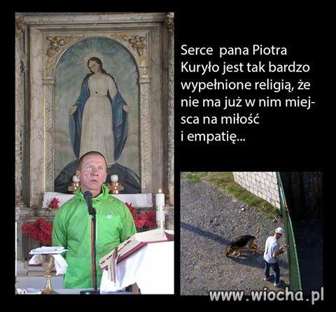 Ot taki zwykły katolicki sku...