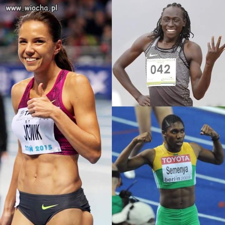 Polka i jej Rywal(ki)e w finale na 800 metrów