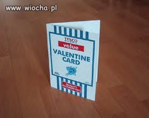 Dałbyś Taką kartkę swojej drugiej połowie na Walentynki ??