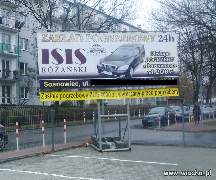 A tymczasem w Sosnowcu...
