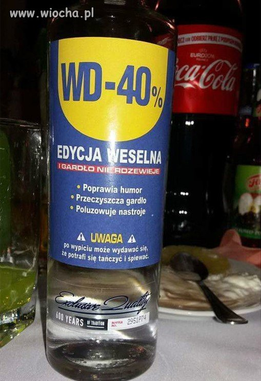 WD 40%
