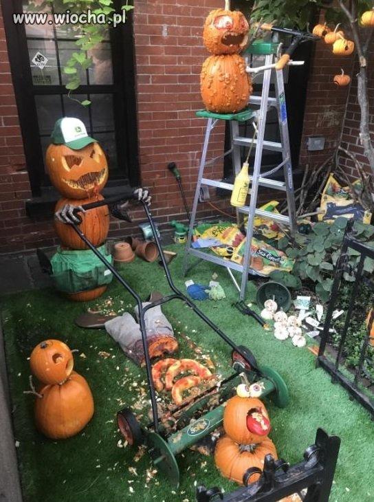 Krwawe Halloween