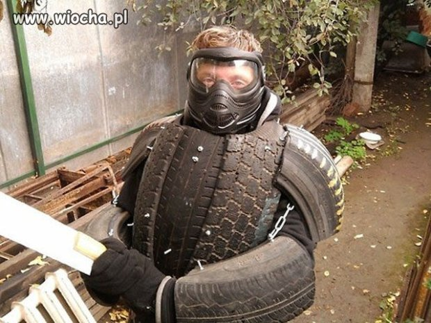 Rosyjski Superbohater -...TYREMAN