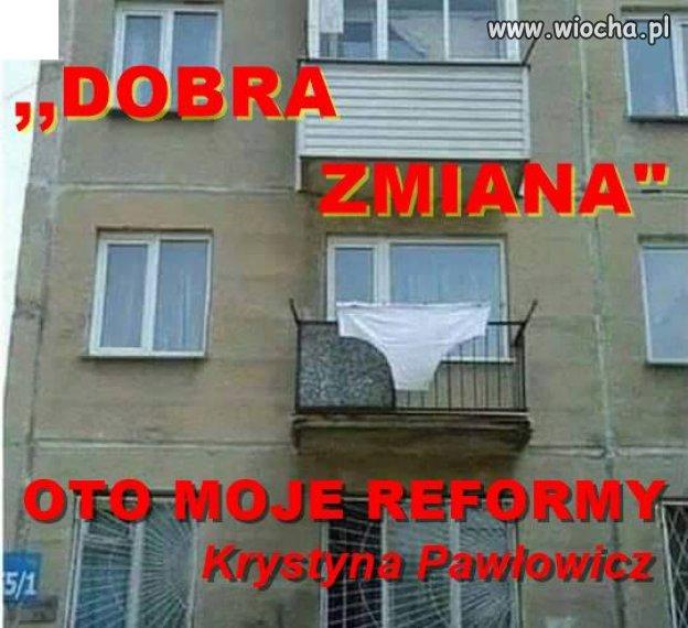 Reformy...