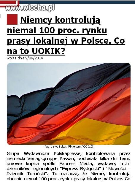 Wolne MEDIA w Polsce ?