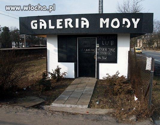 Galeria Mody