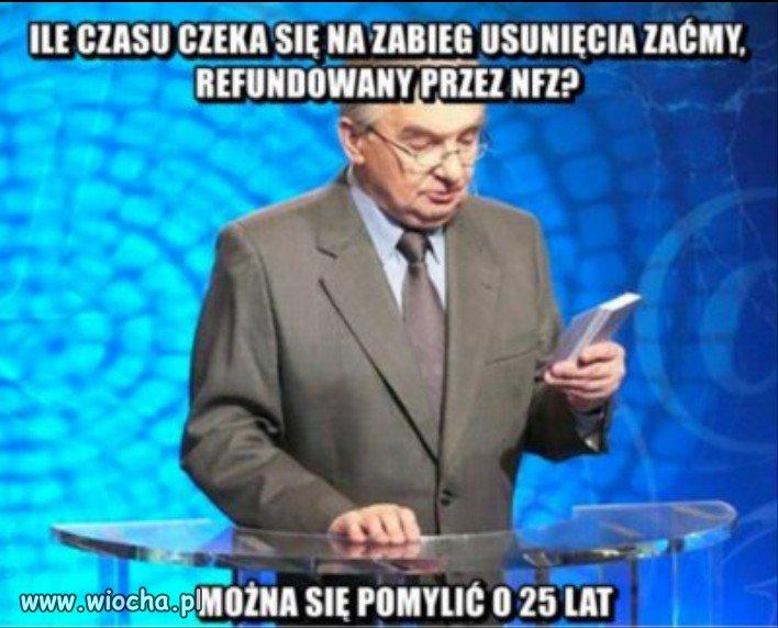 Pan Tadeusz i śmiech przez łzy